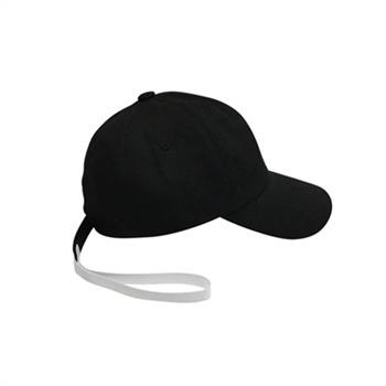 [서드] THIRD 블랙 PLAY 볼캡 TH17ACAP01_BK
