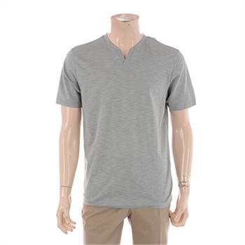 에디션 NC02 수피마 면 브이넥 티셔츠 NC2002TR1602