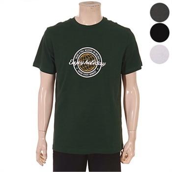 엠할리데이 PGD01 기본 라운드 티셔츠 MU7TU448