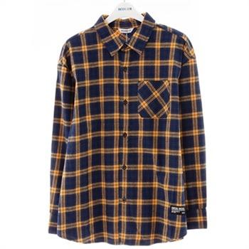 에꼴리에주니어 NC08 베이직체크셔츠 18D5301