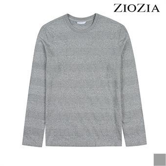 [지오지아] 볼륨 단가라 멜란지 티셔츠 II (ADX3TR1908)_1st