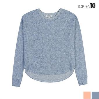 [탑텐] 그물망 크롭 티셔츠(MSU1TS2007)