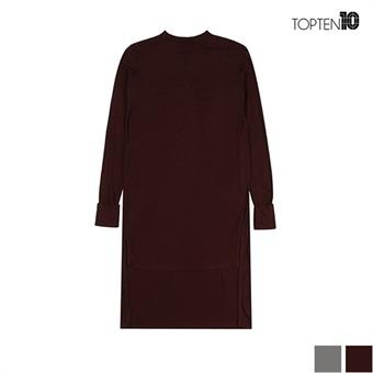 [탑텐] 레이온 스판 긴기장 티셔츠(MSW3TU2004)