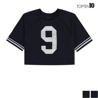[탑텐] 넘버 나인 오버핏 어센틱 티셔츠(MSU3TR2003)