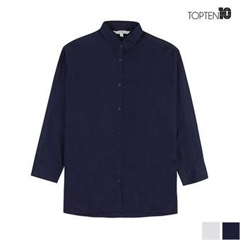 [탑텐] 가오리핏 솔리드 셔츠(MSV1WC2004)