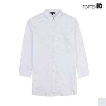 [탑텐] 스퀘어포켓 스판 셔츠(MSW3WC2002)