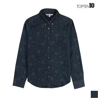 [탑텐] 부드러운 베이직 셔츠(MSW1WC2951)