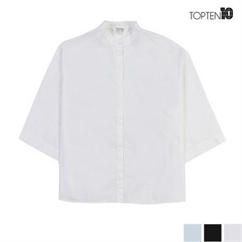 [탑텐] 심플 버튼 차이나카라 셔츠(MSV1WC2006)