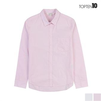 [탑텐] 심플 포켓 베이직 셔츠(MSW1WC2902)