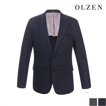 [올젠] 비즈니스 슬림 캐쥬얼 자켓 (ZAX3KG1101)