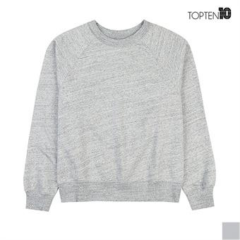 [탑텐] 라글란 기모 맨투맨 티셔츠 (MSV4TR2002)