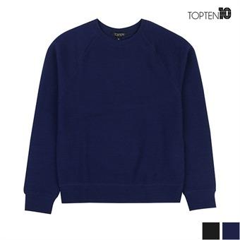 [탑텐] 골지조직감 라운드 티셔츠 (MSU4TR2005)