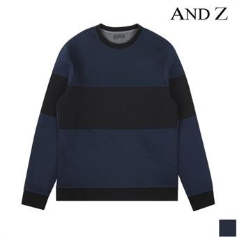 [시즌오프][지오지아] 모노배색 네오플랜 맨투맨 티셔츠(BZW4TR1101)
