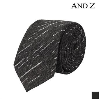 [지오지아] 화이트 사선 패턴 타이(BZX5AT1206)