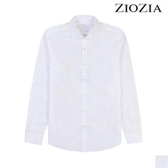 [지오지아][시즌오프] 와이드 카라 웨어러블 드레스 셔츠 (ABX5WD1106)