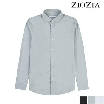 [지오지아][시즌오프] 세미와이드 드레스 셔츠 I (ABX5WD1302)