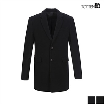 [탑텐] 테일러드 카라 울 코트 (MSU4CG1007)
