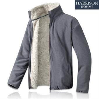 [해리슨] 양털 후리스 집업 CMR1190