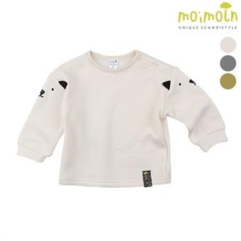 [모이몰른] 소프트&유니티셔츠 (털안감) MLW1NZTS90 [겨울]