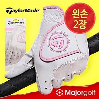 2장1세트/테일러메이드 TGL TAR15W 타르가 여성 골프장갑/테일러메이드골프장갑/스포츠장갑/합피장갑/TARGA