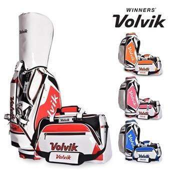 볼빅 투어 VAGSCB 캐디백 세트 캐디백 보스턴백 골프가방 골프용품 필드용품 VOLVIK TOUR CADDIE BAG SET