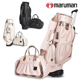 마루망 마제스티 R82 여성 캐디백세트 프리미엄 골프백 캐디백 보스턴백 골프용품 MARUMAN MAJESTY MJ R-82