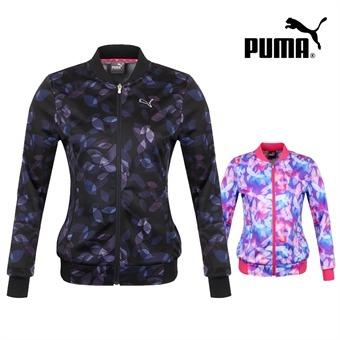 푸마 FW 여성 트랙 자켓 923465 골프웨어 골프용품 필드용품 PUMA FW W JACKET