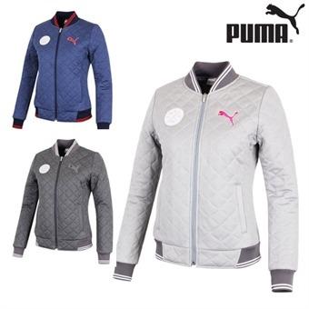 푸마 FW 패디드 스위트 여성 블루종 자켓 923489 골프웨어 골프용품 필드용품 PUMA