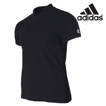 아디다스 남성 ESS 베이직 폴로 카라 반팔 티셔츠-S98751