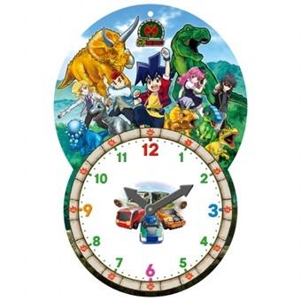 [메가스터디] 공룡메카드 똑딱똑딱 시계 놀이
