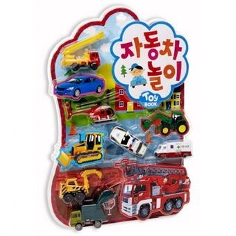 [삼성출판사] 자동차놀이 (Toy Book(토이북)) [양장]