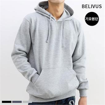빌리버스 후드티 BDT169 기모후드티 남자후드 남자티셔츠