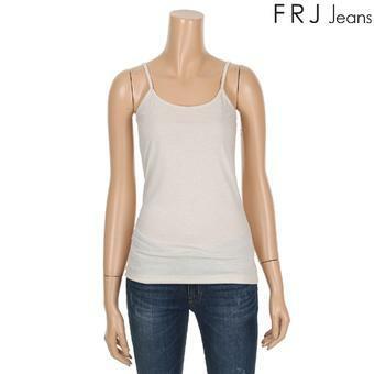여성 베이직 11자 나시 티셔츠 LB  (F62F-TM692B)