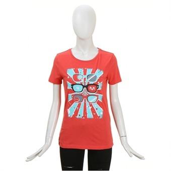 [스파오] 여성 뮤직 그래픽 티셔츠(SPRP327G13_CL)