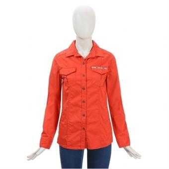 [스파오] 여성 야상 셔츠(SPJJ422G15_CL)