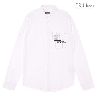 남성 프린트포인트옥스포드셔츠 WT (F71M-SH01ZA)