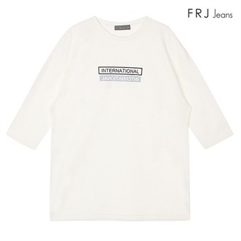남성 프린트7부소매티셔츠 WT (F71M-TS161A)