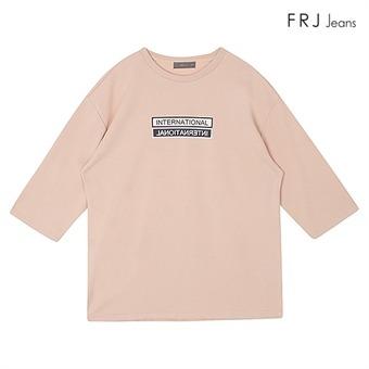 남성 프린트7부소매티셔츠 LPK (F71M-TS161A)