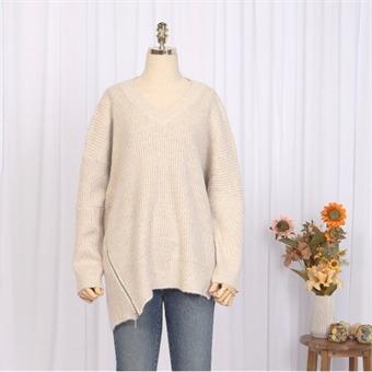 보카시 와이드 스웨터