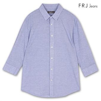ST코튼린넨7부소매셔츠 BL (F76M-SH933A)