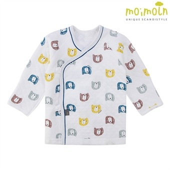 [모이몰른] 몽이 배냇저고리(삼중지) MMW1NZNJ03 [겨울]