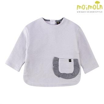 [모이몰른] 달링 티셔츠(기모) MMW1BATS52 [겨울]
