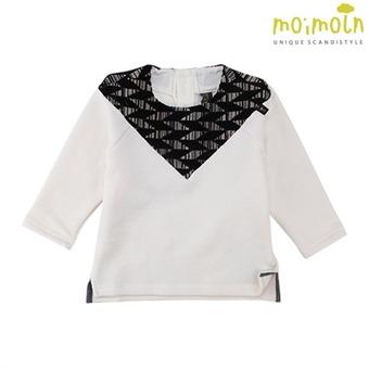 [모이몰른] 달린 티셔츠(기모) MMW1BQTS19 [겨울]