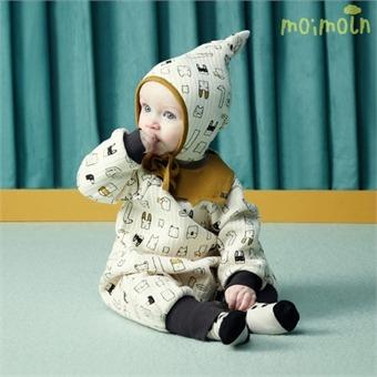 [모이몰른] 쥬쥬페이스 우주복(삼중지) MMW0BQRO25 [겨울]