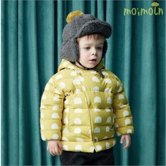 [모이몰른] 올리버 다운점퍼(오리솜털90%) MMW2BQDM02 [겨울]