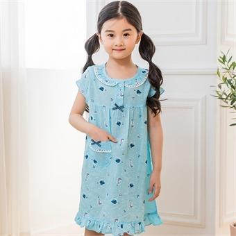 핑코코 4059 마린 아동 원피스잠옷/유아잠옷/아동잠옷