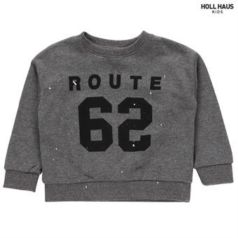 ROUTE62프린트 티셔츠 IA4TSU856CG