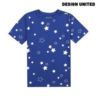 주니어 아동 별프린트 티셔츠 7367203001BL