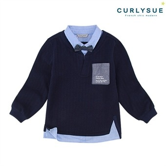 [컬리수] 버넷레이어드 티셔츠 CNS1GQTS52NA [봄]