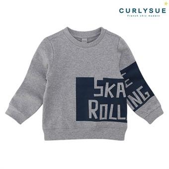 [컬리수] 롤링 맨투맨티셔츠 CNS1GQTS561M [봄]
